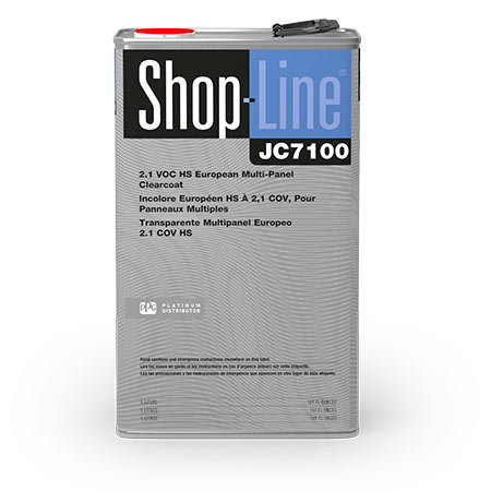 JC7100 HS European Multi-Panel Clearcoat
