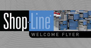 Shop-Line System Welcome Flyer