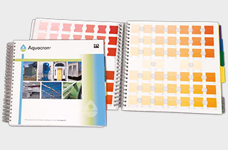 Aquacron Color Selector