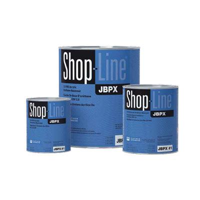 JBPX Couche de base uréthane acrylique à 3,5 COV SHOP-LINE<sup>®</sup> Plus