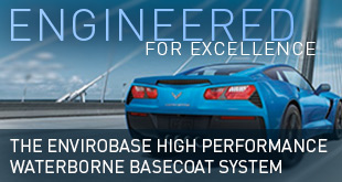 Engineered for Excellence: The Envirobase High Performance Waterborne Basecoat System