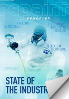 Repaint Reporter Special Edition - State of the Industry Cover