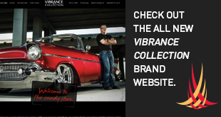 Vibrance Collection Website
