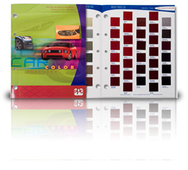 PPG Car Color Selector