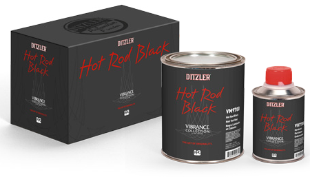 HRB9700 Hot Rod Black Kit