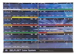 Delfleet Evolution Color Selector