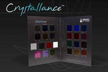 Crystallance Glass Flake Collection